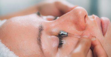 quitar las ojeras