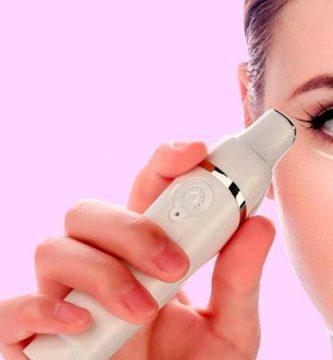 Quita las ojeras con un masajeador de ojos eléctrico